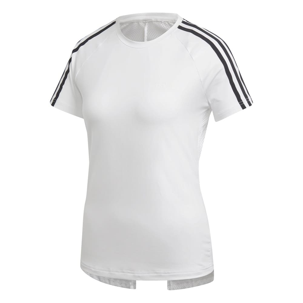 Adidas D2M Tee T-Shirt White/Black - S