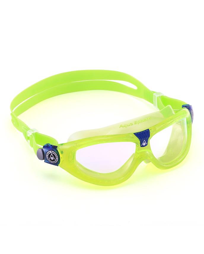 Aqua Sphere Seal Kid 2 Schwimmbrille Green/Blue -