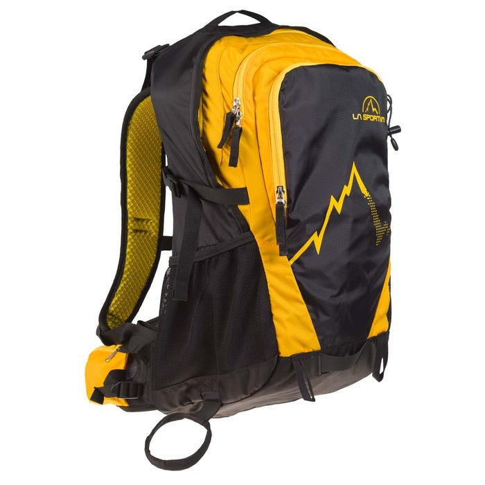 La Sportiva A.T. 30 Backpack black/yellow -