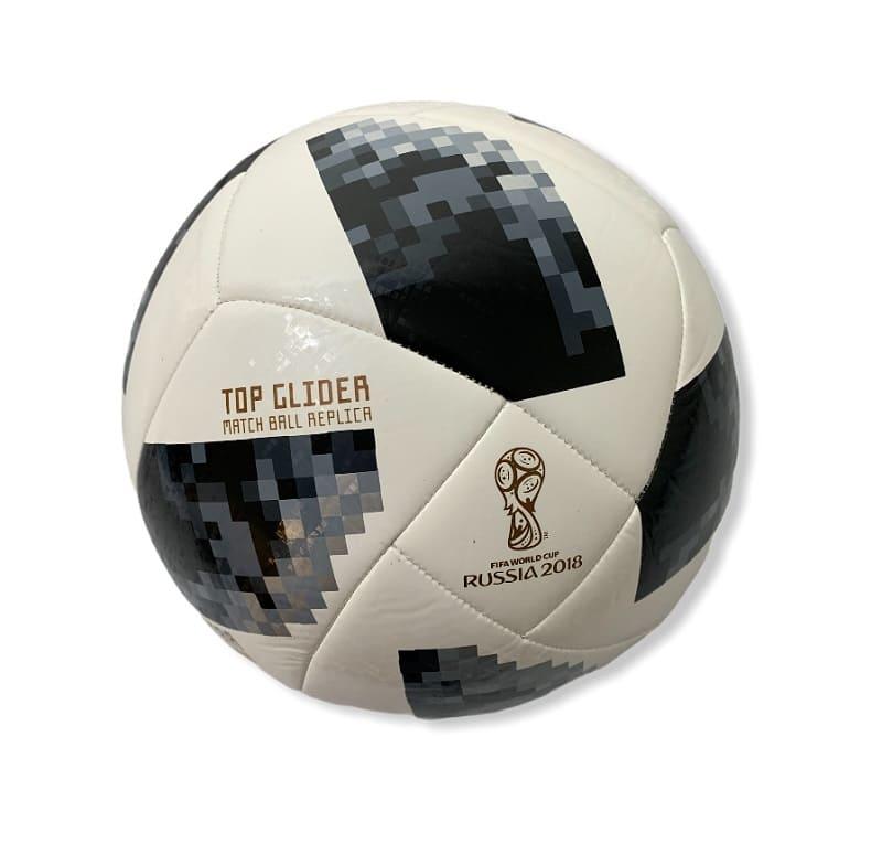 Adidas Match Ball Replica Russia 2018 Black/White - 4