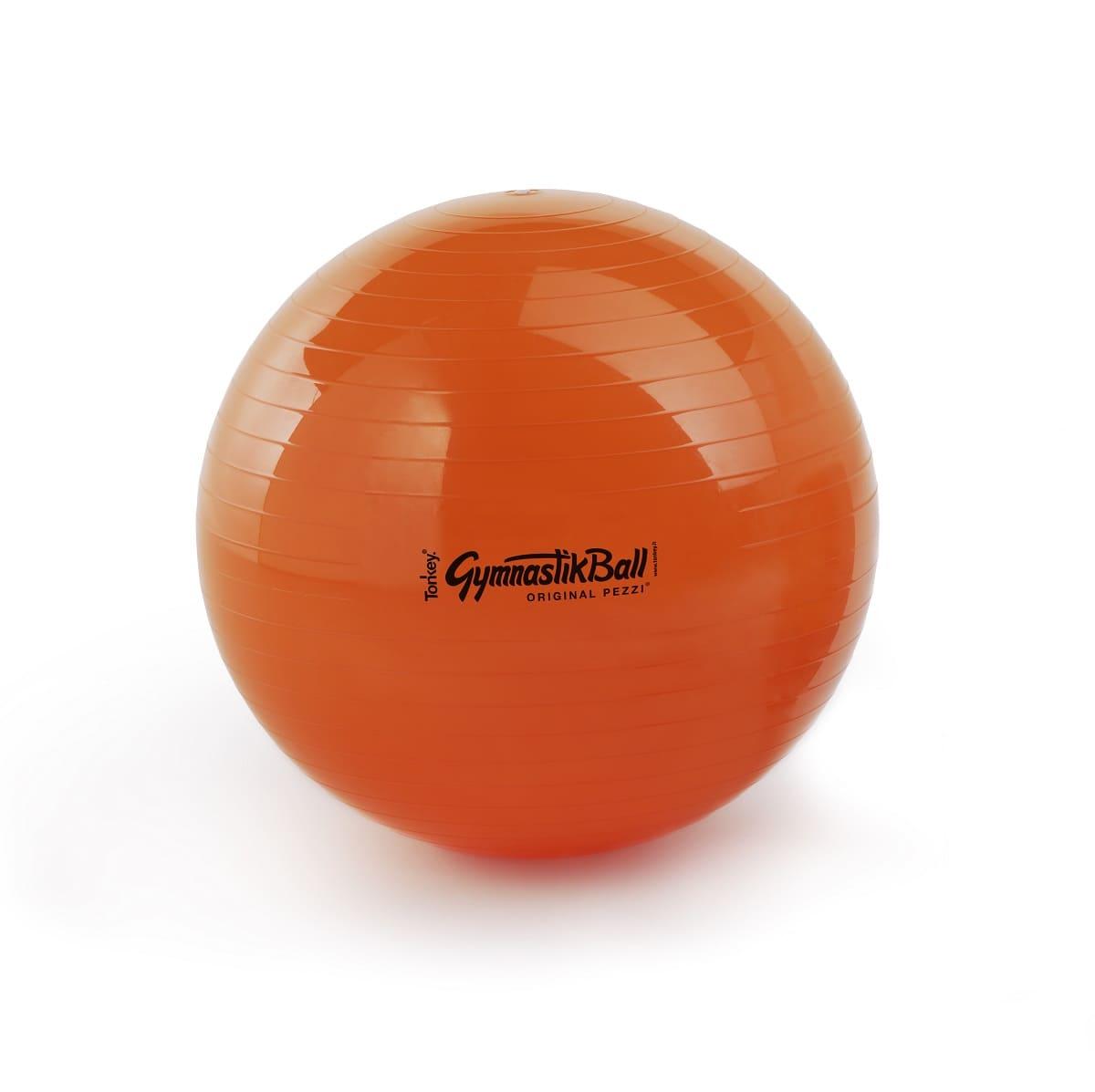 LEDRAGOMMA ORIGINAL PEZZI GYMNASTIK BALL ORANGE 53CM