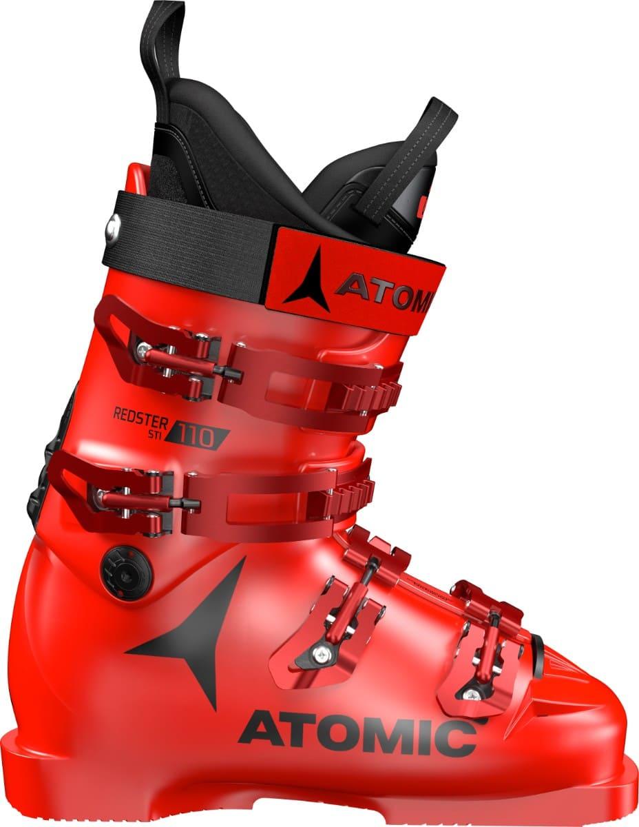 ATOMIC REDSTER STI 110 Red/Black - 25,5