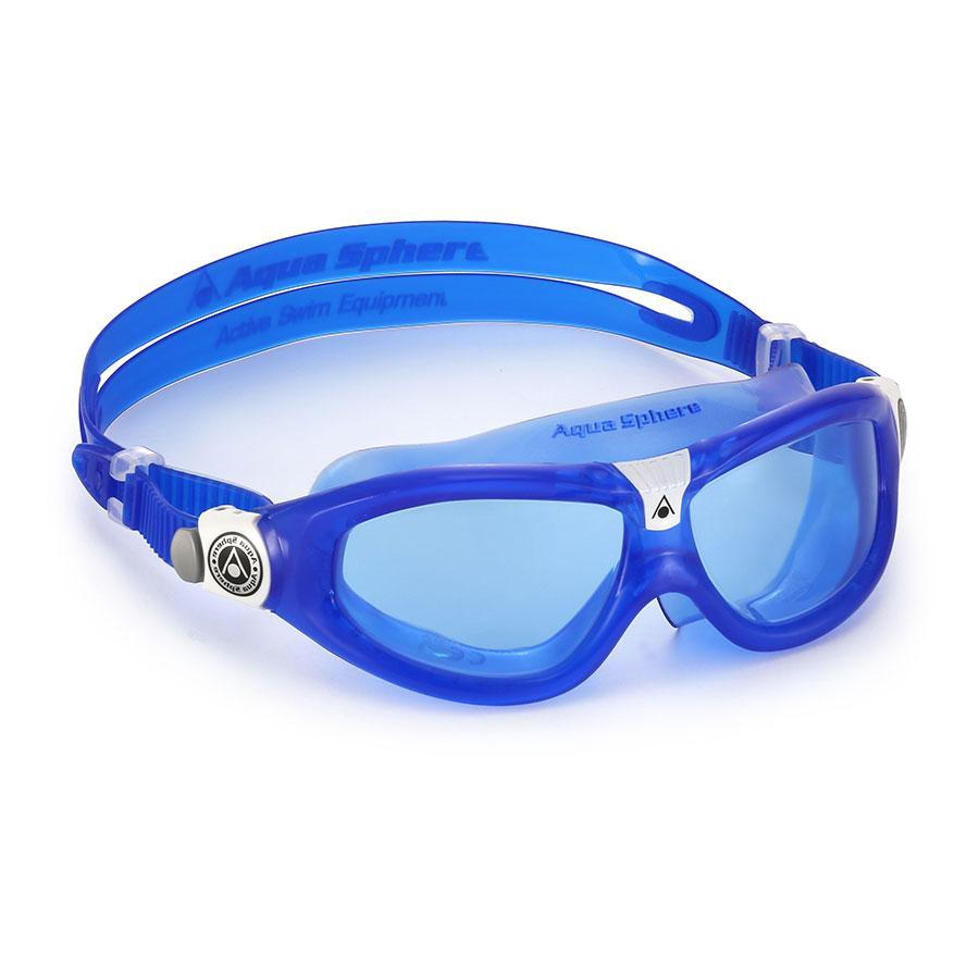 Aqua Sphere Seal Kid 2 Schwimmbrille Blau